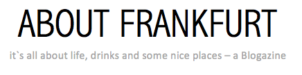 About Frankfurt